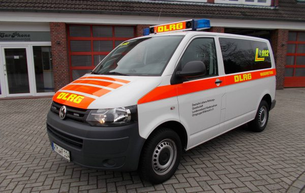 MTW VW T5 DLRG Wittmund