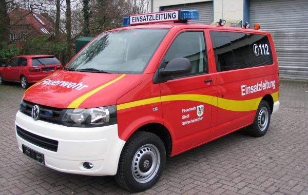 ELW1 VW T5 Feuerwehr Grefenhainichen