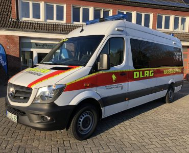 MTW MB Sprinter DLRG Varel