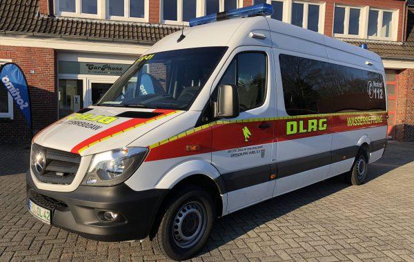 MTW MB Sprinter DLRG Varel